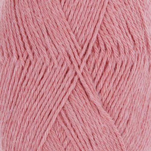 Drops Nord Uni Colour Lanka Alpakkasekoitus 50g Old Pink 13