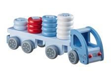 Puttelastebil, Blå, Kids Concept