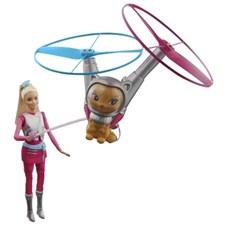 Starlight Adventure Barbie & flygande katt