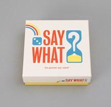 Say What? Selskapsspill