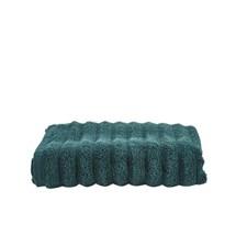 Handduk Wave Grön 70x140 cm