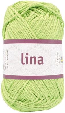 Lina 50g Lehmuksenkukanvihreä (16209)