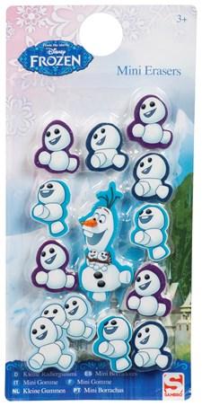Suddgummi mini, 12-pack, Disney Frozen