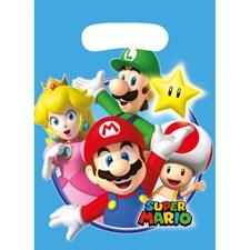 Super Mario godispåsar, 8 st