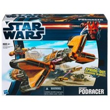 Sebulbas Podracer, Star Wars Class II Attack Vehicles