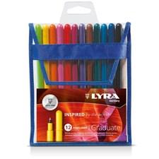 Fineliner Graduate 12-pack Lyra