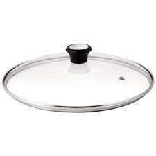 Glasslokk, 28 cm, Tefal
