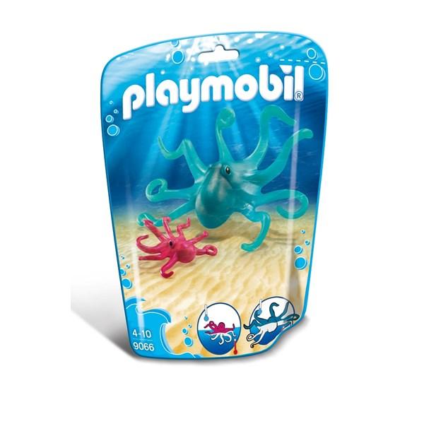 Bläckfisk med unge  Playmobil (9066) - playmobil
