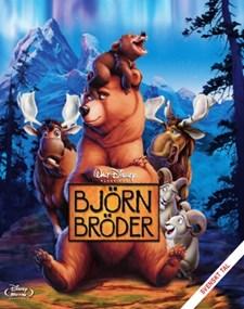 Disney Klassiker 43 - Björnbröder (Blu-ray)
