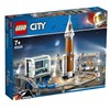 Rymdraket och uppskjutningskontroll, LEGO City Space Port (60228)