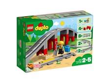 Tågbro och spår, LEGO DUPLO Town (10872)