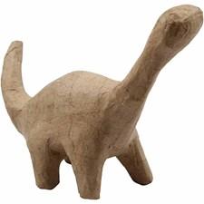 Dinosaur , H: 12,5 cm, L: 15,5 cm, 1stk., B: 5,5 cm