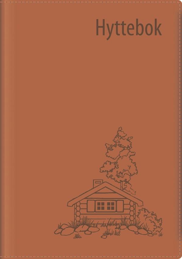 Hyttebok brun