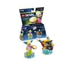 LEGO Dimensions - Fun Pack - Krusty (The Simpsons)