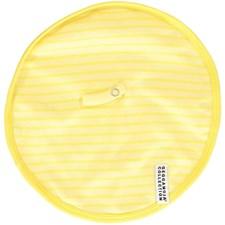 Snuttefilt med napphållare, Gul, Geggamoja