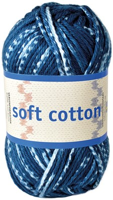 Soft Cotton 50gr Mørk Denimblå (8882)