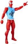 Marvels Scarlet Spider, 30 cm, Titan Heroes Series