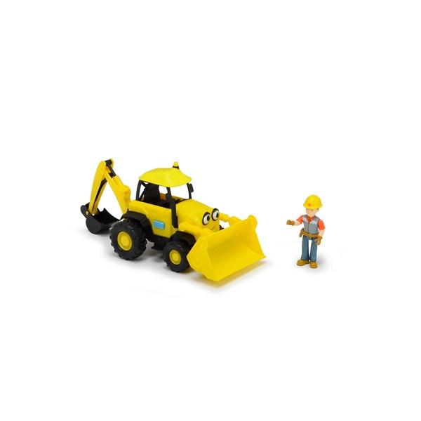 Skopis lekset  Byggare Bob - leksaksbilar & fordon