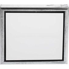 ArtistLine Canvas med ramme, utv. mål 24x24 cm, dybde 3 cm, Lerret str. 20x20 cm, 6stk.