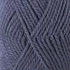 Drops, Alaska Uni Colour, Garn, Ullgarn, 50 g, Jeansblå 57
