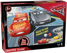 Cars 3 Racing Game, Barnspel
