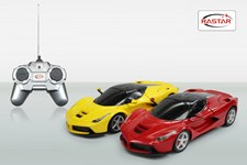 Rastar Radio-ohjattava Ferrari Punainen