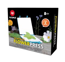 Flower Press, Alga Science