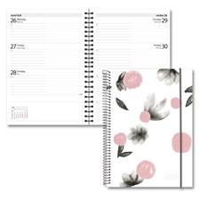 Kalender 2019 Burde Senator A6, Solo, blomma
