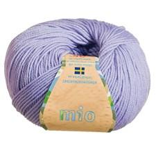 Mio Garn Merinoull 50g Pastell Syren (30224)