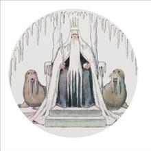 Elsa Beskow Collection Grytunderlägg 20 cm Kung Vinter