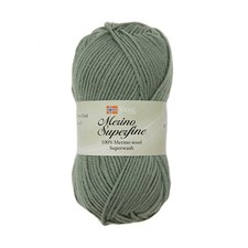 Viking of Norway Merino Superfine 50 gr sammaleenvihreä