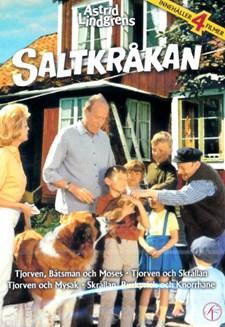 Saltkråkan Box (4-disc)