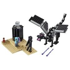 End-striden, LEGO Minecraft (21151)