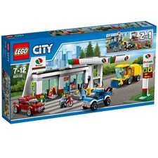 Servicestation, LEGO City Town (60132)