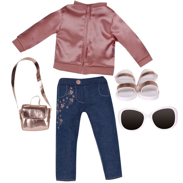 Luxury Cool outfit  Design a Friend  Design a friend - dockor & tillbehör
