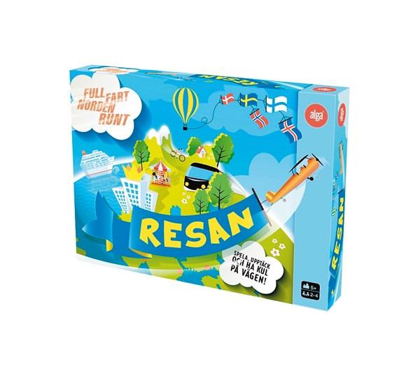 Resan, Alga (SE)