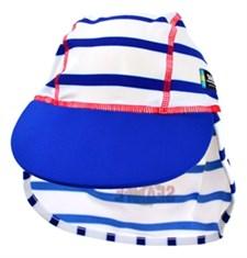 UV-hatt Sealife, blå, Swimpy (86-92 cl/48 cm/1-2 år)
