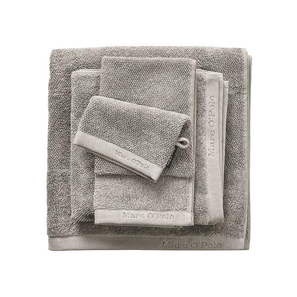 Marc O'Polo Timeless Uni Handduk 100% Bomull 50x100 cm Antracit