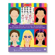 Make-A-Face Sticker Set, Melissa & Doug
