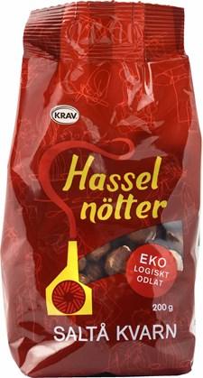 Saltå Kvarn Hasselnötter 200 g