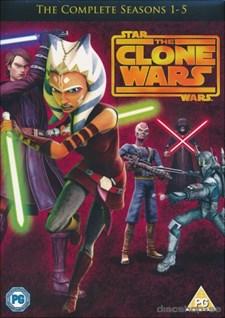 Star Wars - The Clone Wars - Seasons 1-5