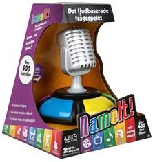 Name It, Ljudbaserat partyspel med frågor