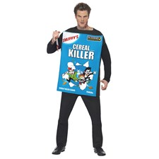 Cereal Killer Maskeraddräkt