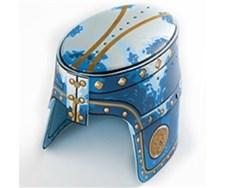 Ritarin kypärä, sininen, Liontouch