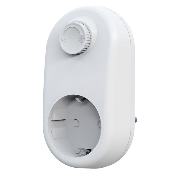 PR Home Mood Plug-In Dimmer för LED Vit (hvit) - taklampor