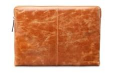 Tietokonesuoja nahasta 14'' Dbramante1928 MacBook Case Skagen Golden Tan