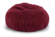 Dale Garn Erle Silk Mohair Mix 50 g Vinrød 4026