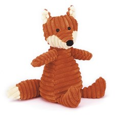 Pehmolelu kettu Cordy Roy Fox, Jellycat, 41cm