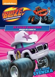 Blaze och monstermaskinerna - Säsong 1: Vol 2 - De stulna verktygen