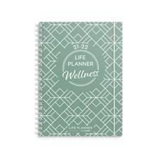 Kalender 21-22 Life Planner Wellness A5 Burde